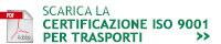 Certificazione ISO 9001 Trasporti