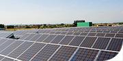 Pannelli solari che forniscono energia anche per il riscaldamento elettrico